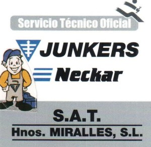 Servicio técnico oficial Junkers Mallorca