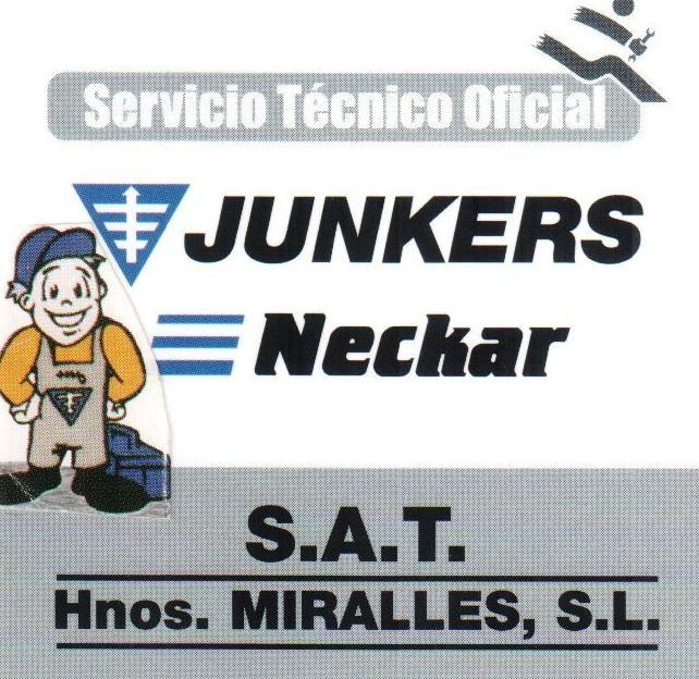 Servicio t cnico oficial junkers mallorca sat hnos miralles for Servicio tecnico oficial junkers